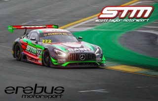 STM Claims first Aus GT WIN