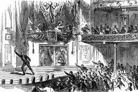 Sic Semper Tyrannis: The Assassination of Lincoln | Courtesy of rogerjnorton.com