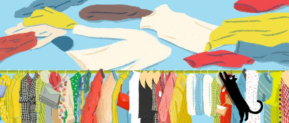 Spring Cleaning Your Closet: What Is A Capsule Wardrobe?