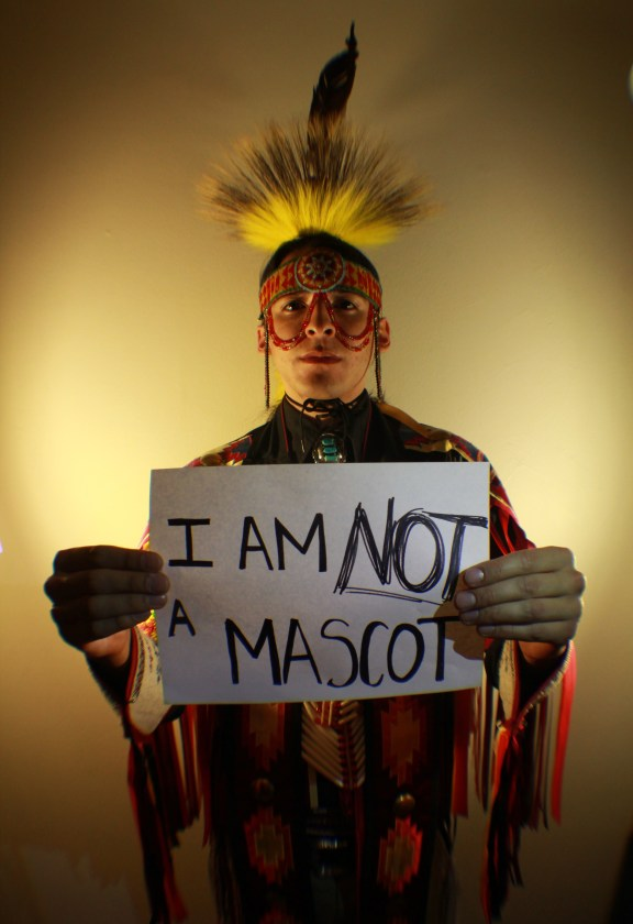 I Am Not a Mascot