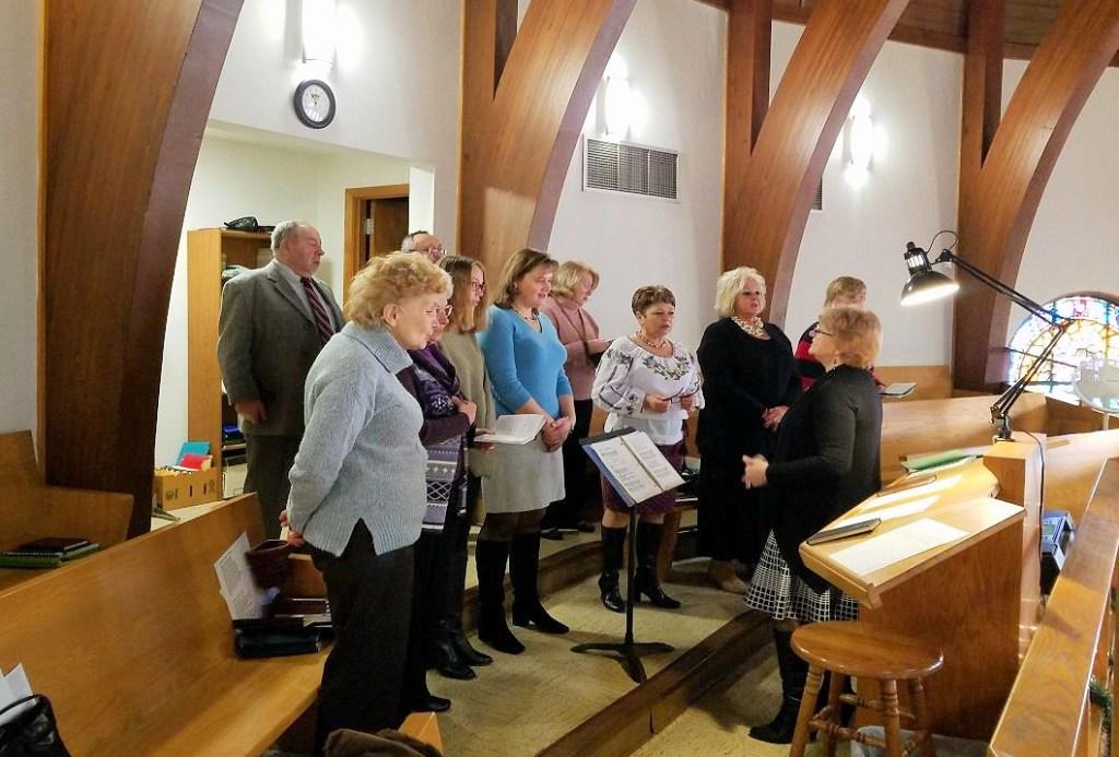 Church Choir 2020