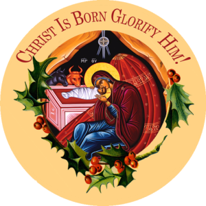 Christ is Born on Christmas Day