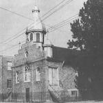 St. Nicholas Ukrainian Catholic Church in 1958