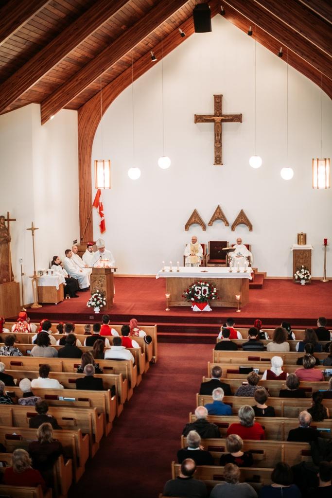 Resuming Public Masses at St. Nicholas Tavelich Parish