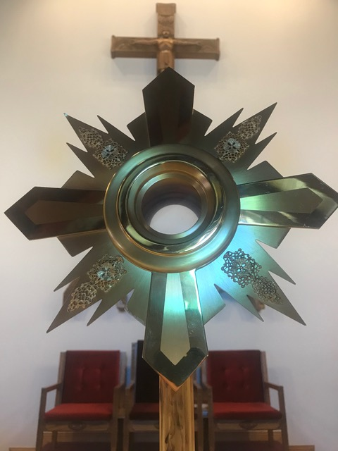 Adoration of the Blessed Sacrament for Priests and Vocations
