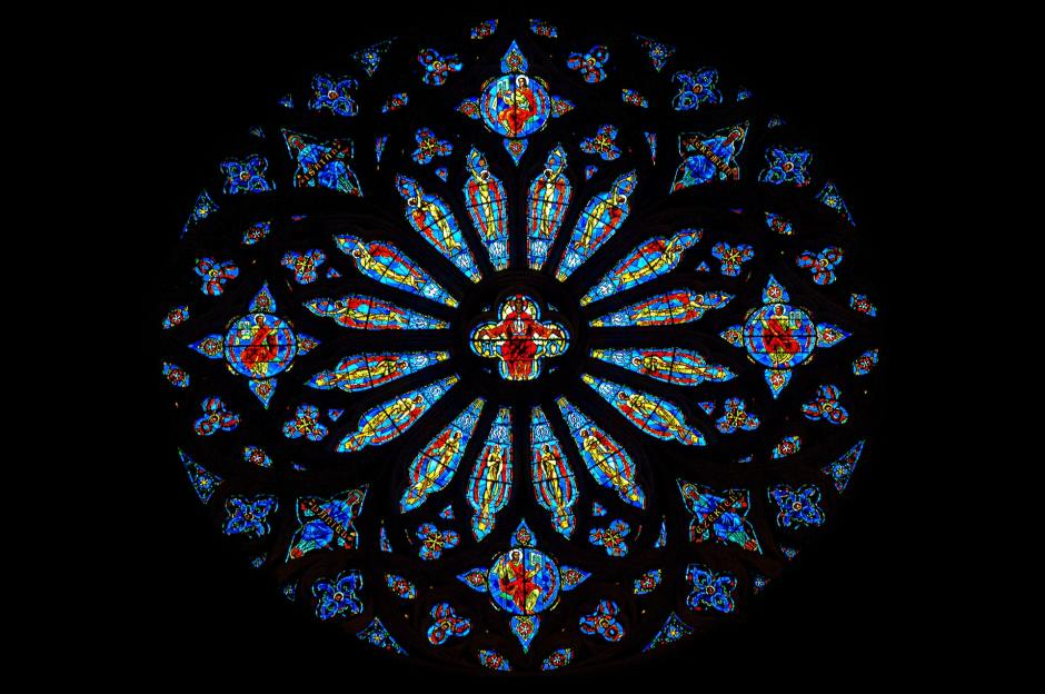STAINED GLASS WINDOWS REPAIR AND RENOVATION PROJECT