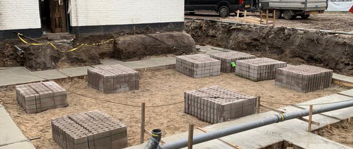 Upgrading woonhuis met aanbouw, Dijkje, Nijkerkerveen