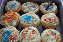 Cupcakes, designed by Griffin and Maggie.