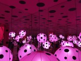 """""""Dots Obsession–Love Transformed into Dots"""""""