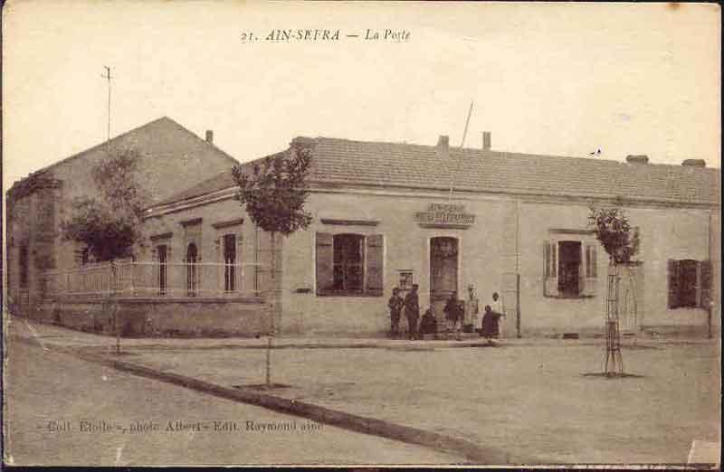 MEDIA Ain Sefra Ville CARTES POSTALES 1830 1962