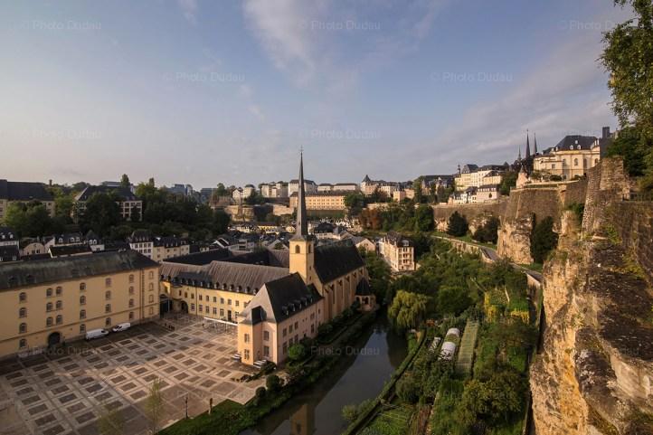 Abbaye de Neumunster, Luxembourg city.