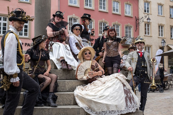 steampunk convention echternach