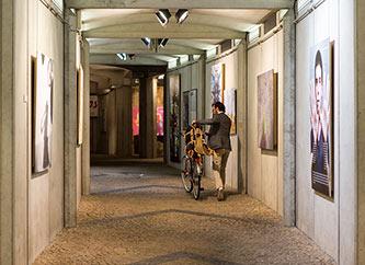 Tunnel to St Esprit