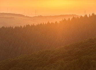 Ardennes region, Luxembourg.
