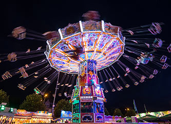 Schueberfouer in Luxembourg.