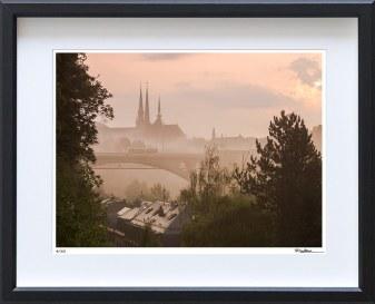 luxembourg city fine art prints
