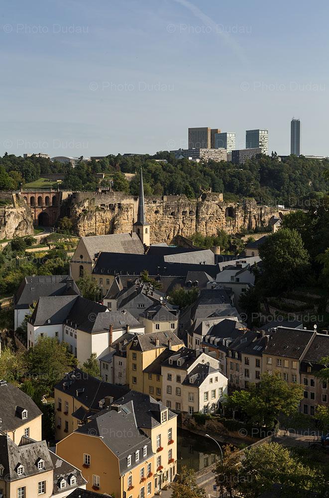Grund in Luxembourg City
