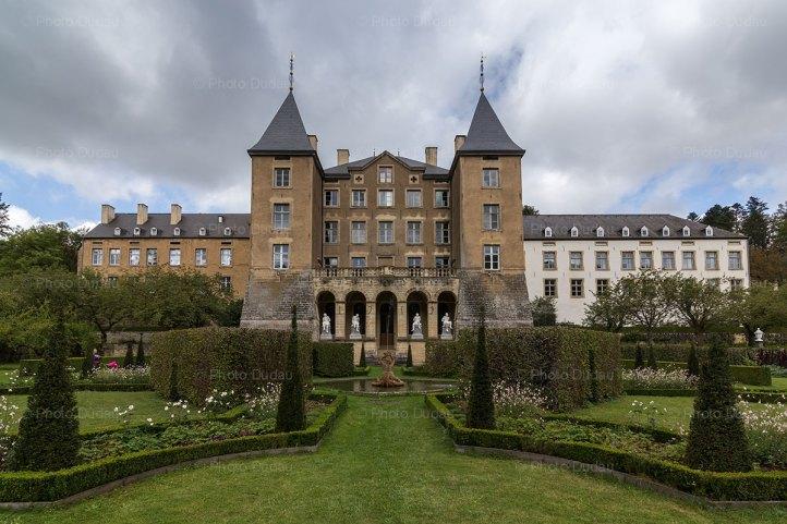 Ansembourg Castle