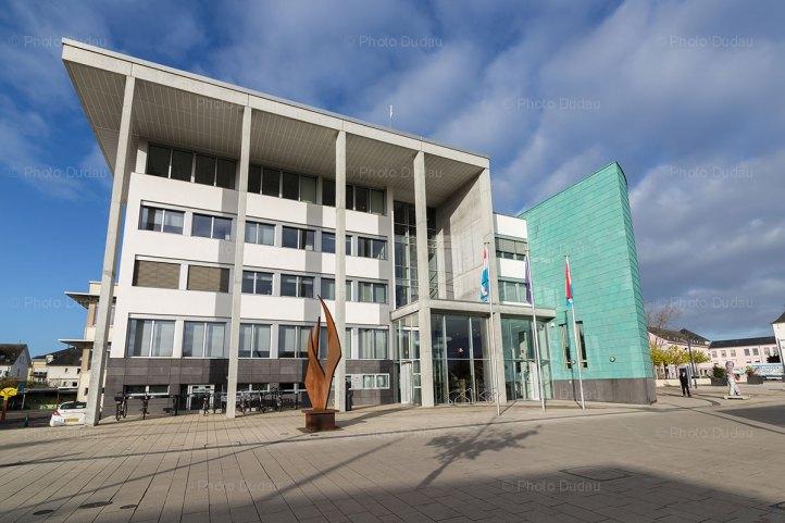 Town Hall in Bertrange