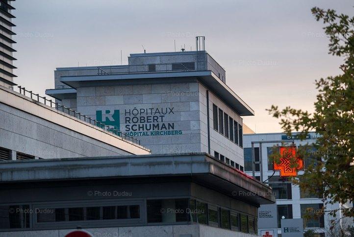 Kirchberg Hospital Luxembourg
