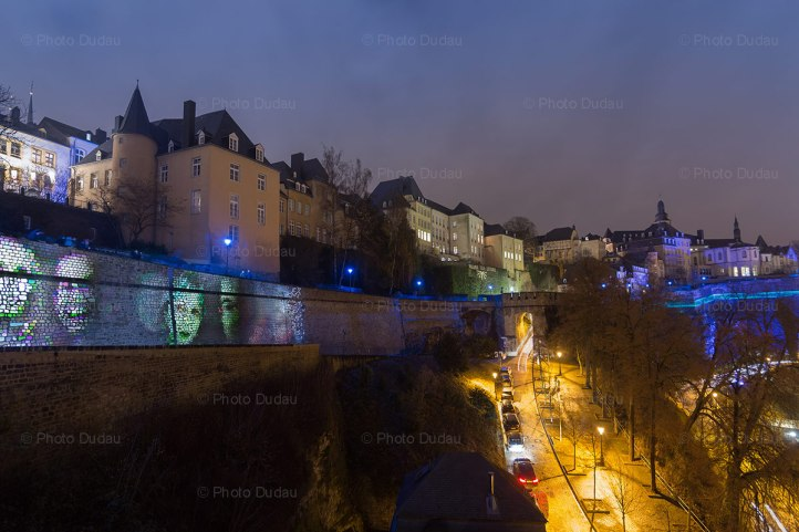 luxembourg winterlights light festival