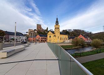 hesperange town
