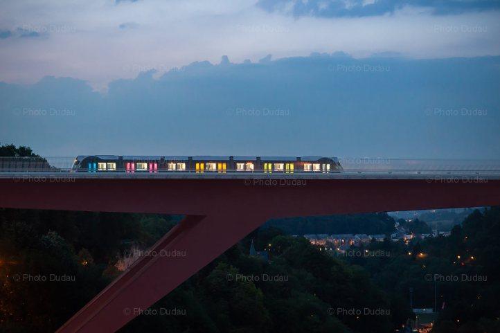 Tram Luxembourg