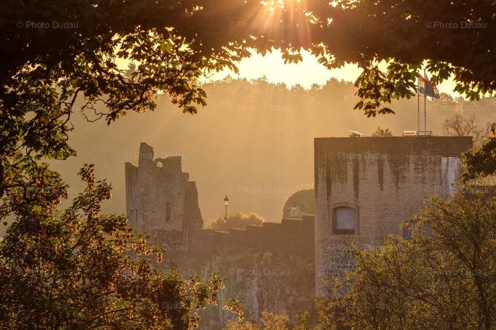 Ruins in Luxembourg - Dent Creuse