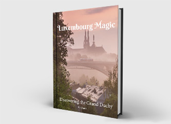Luxembourg Magic book by Vio Dudau