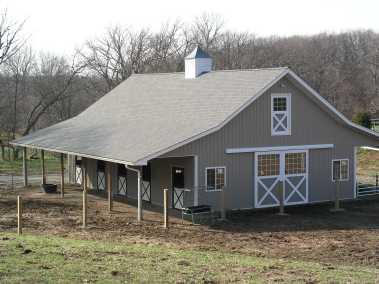 Barn off Greenfelder