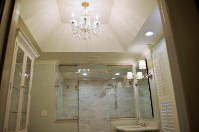 Open Vanity Master Suite
