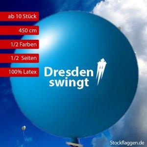 Riesenballon bedrucken lassen, 450 cm Umfang, ab 10 Stück