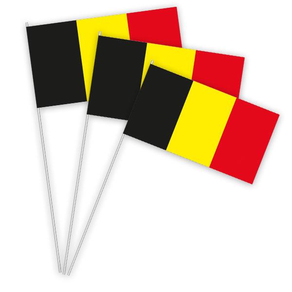 Belgien Papierfahnen kaufen