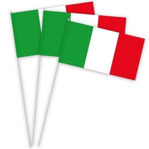 Italien Papierfahnen kaufen