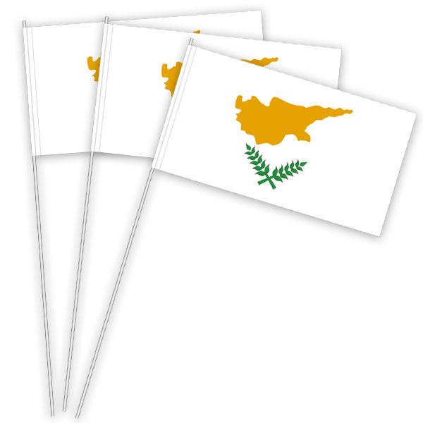 Zypern Papierfahnen kaufen