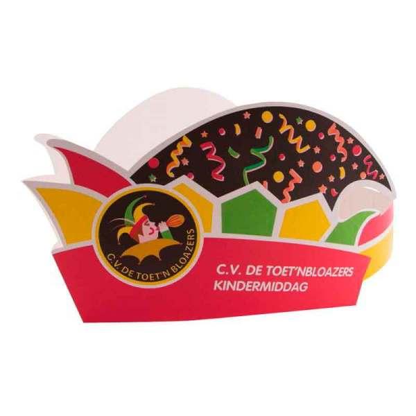 Komiteemütze aus Papier Karneval kaufen