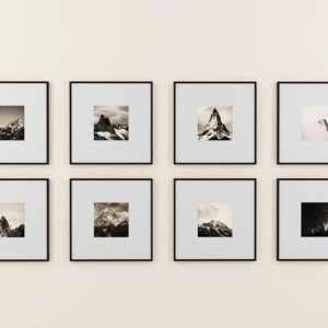 Wall Gallery Picture Frames (Customized)