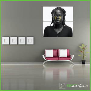 Canvas Prints Split – 4 Square Panels (LARGE)