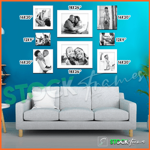 picture frames gallery