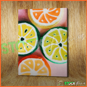 Canvas Prints Single Panels (Fruits 3) – 18×24, 40×40, etc.