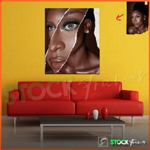 THE PAPER FACE Picture Editing in Nigeria – (Portraits)