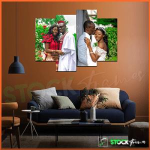 split canvas prints in nigeria