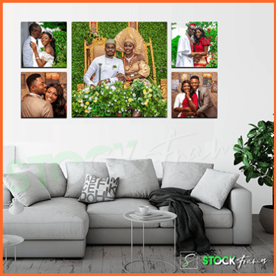 Gallery Wall Frames In Nigeria