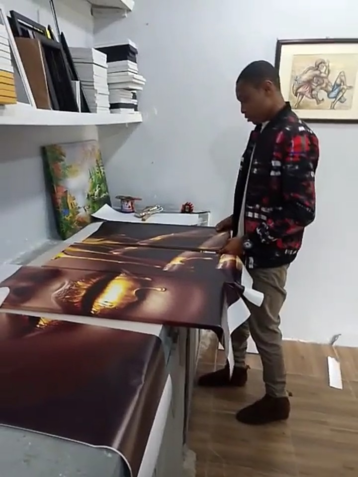 Canvas Print in Nigeria