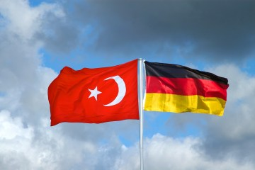 Turkey issues travel warning for Germany, citing anti-Turkish sentiment, racism, terror support