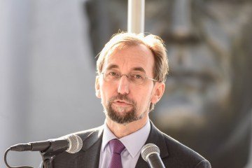 UN High Commissioner for Human Rights urges Turkish gov't to stop attacks on human rights