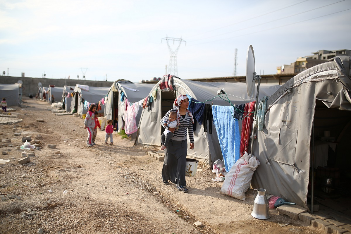 Syrian refugees tortured, raped, disappeared after returning home: Amnesty  International - Stockholm Center for Freedom