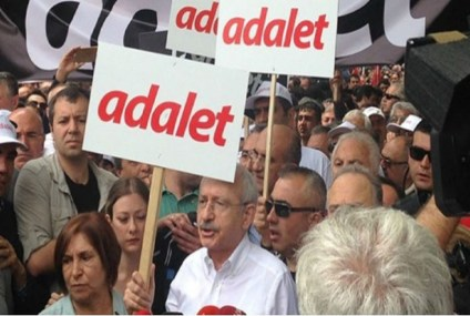 Turkey's main opposition CHP warns against provocations during March for Justice