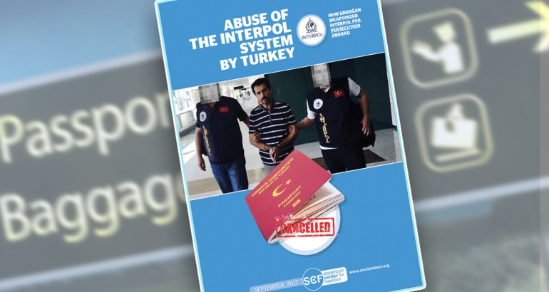 Turkey weaponised Interpol system to persecute critics, new study exposes