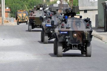 Turkish security forces' armored vehicle kills 55-year-old woman in Bitlis